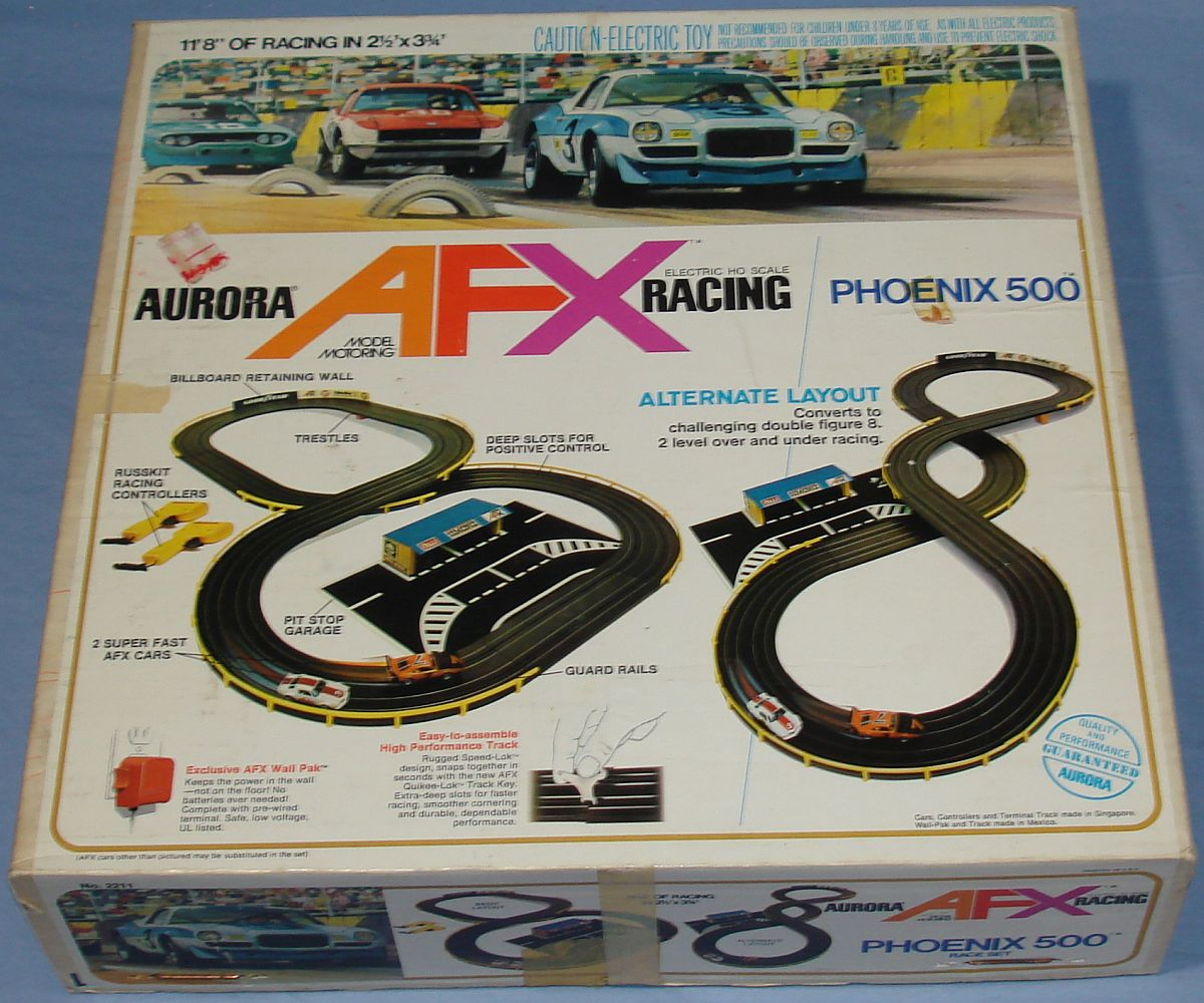 Ho Scale Electric Slot Car Racing